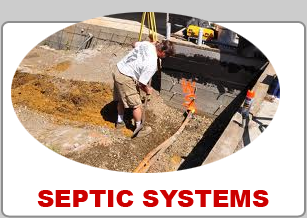 Septic System Digging in Maine